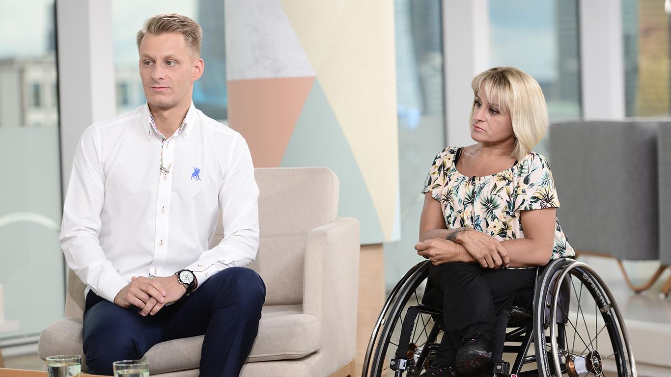Marek Zaborowski i Katarzyna Błoch