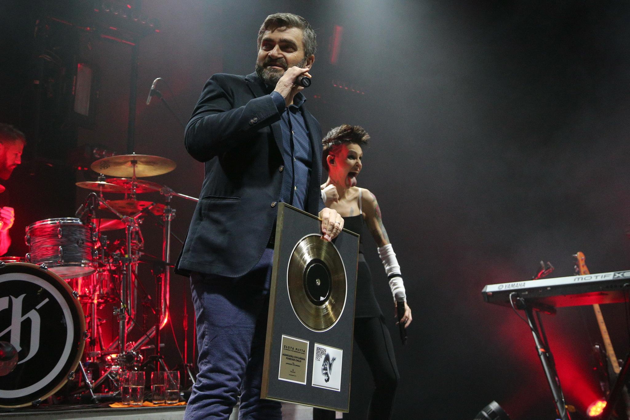 Piotr Kabaj, prezes Warner Music Poland